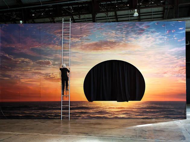 Biennale Carriageworks 12 (Photograph: Leïla Joy)