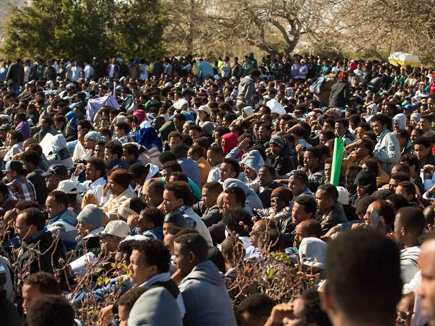 Refugee: The Eritrean Exodus