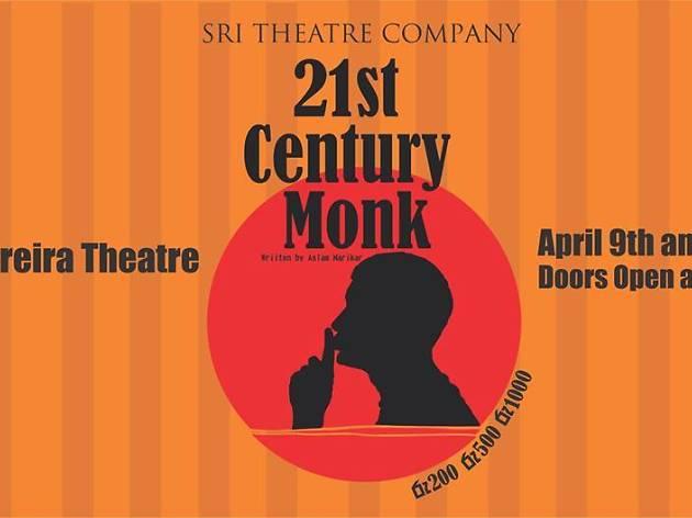 21st Century Monk