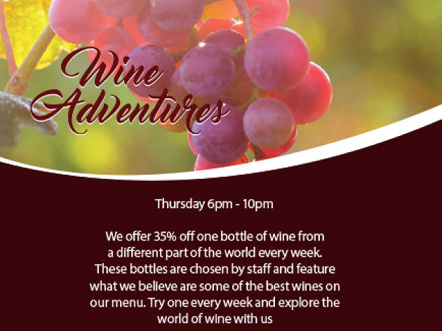 Wine Adventures,Sai Wine &Champagne cafe,Accra/Ghana