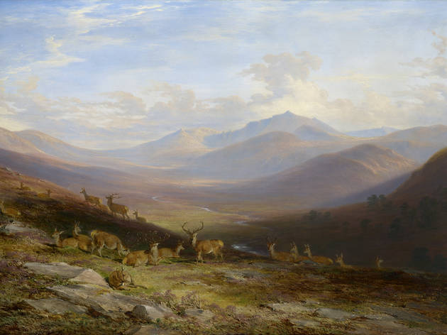 (James Giles: 'A View of Lochnagar', 1848. © Royal Collection Trust/Her Majesty Queen Elizabeth II 2016)