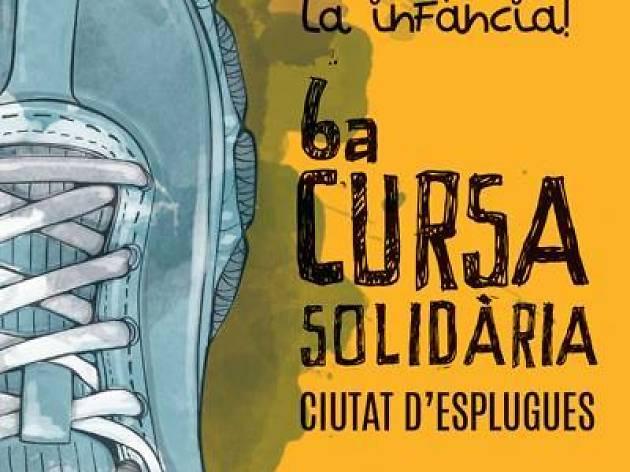 Cursa Solidària Ciutat d'Esplugues