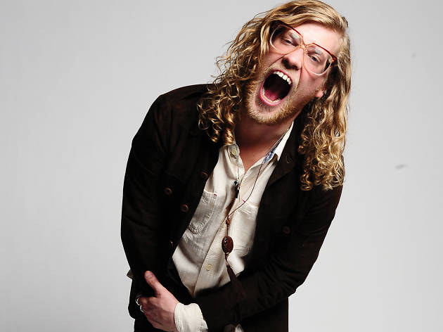 Allen Stone + Lawrence Taylor