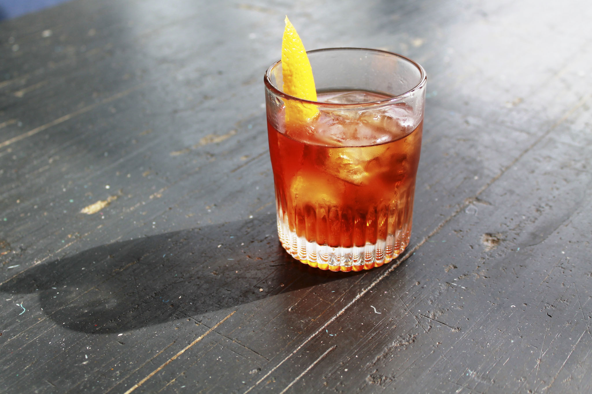 Old Fashioned at Cindy's