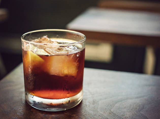 Old Fashioned at Longman & Eagle's OSB