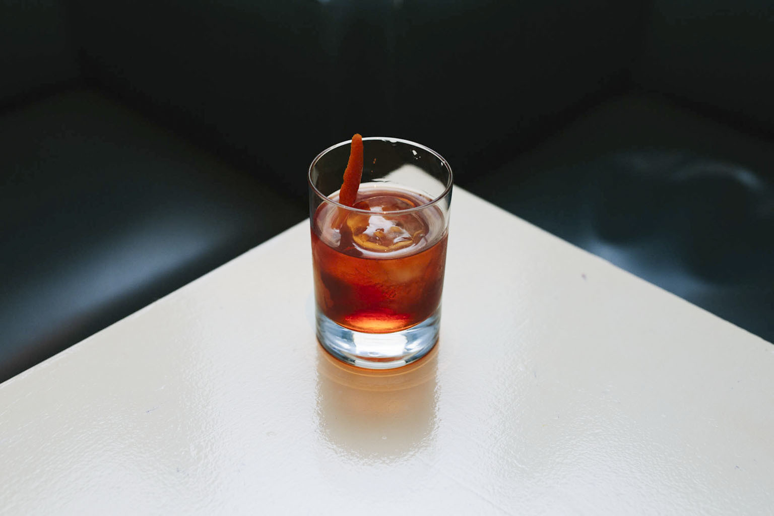 Old Fashioned at the Violet Hour