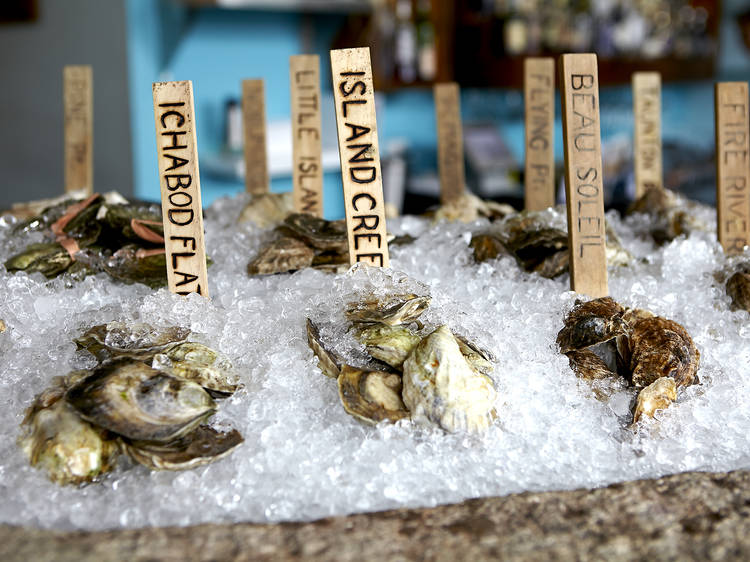Eventide Oyster Co., Portland, ME