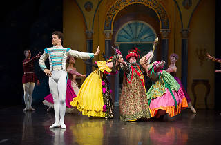 New York Theatre Ballet's Cinderella