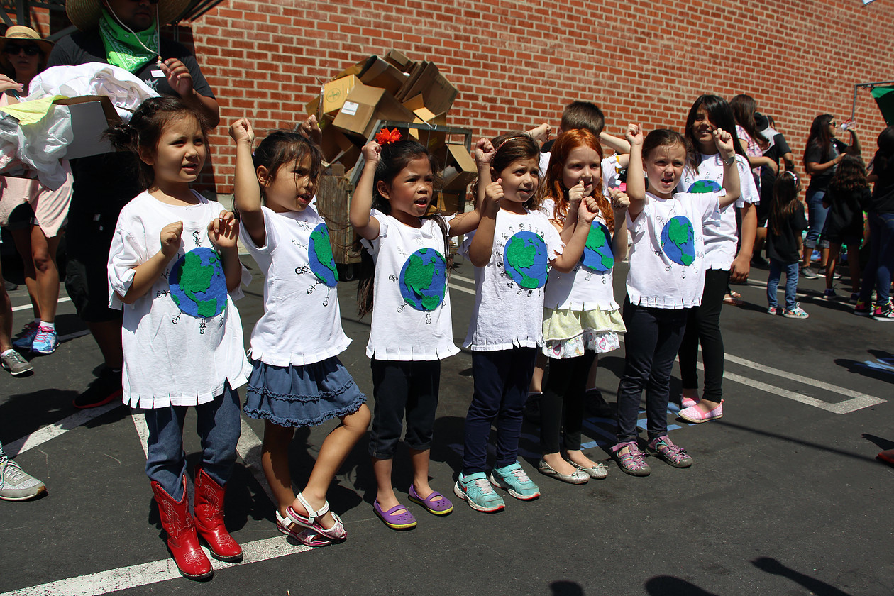 Things to do on Earth Day for kids