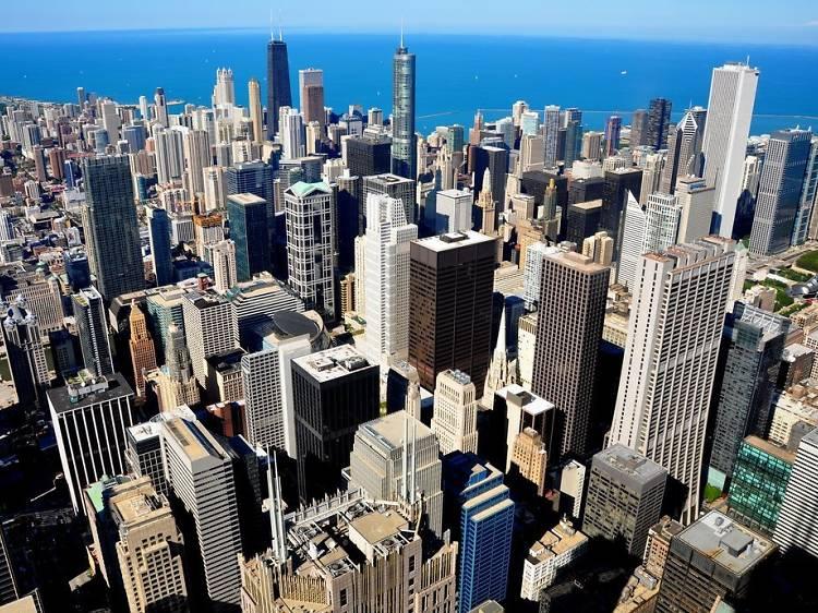 Porta de Embarque Time Out: Chicago