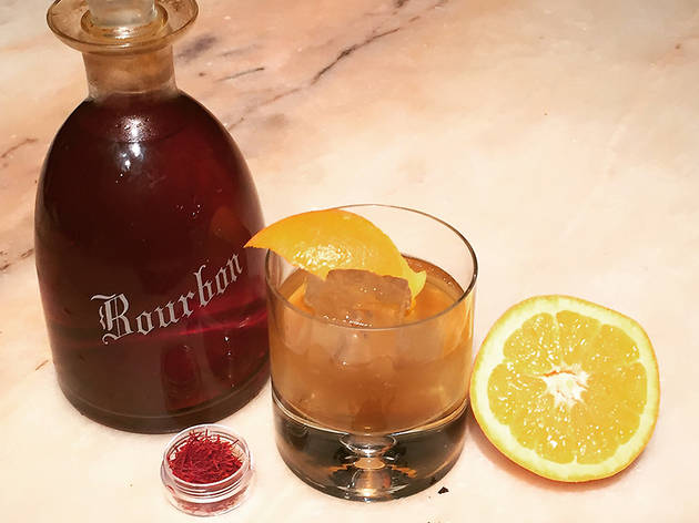 Apothéke Vanilla Saffron Old Fashioned