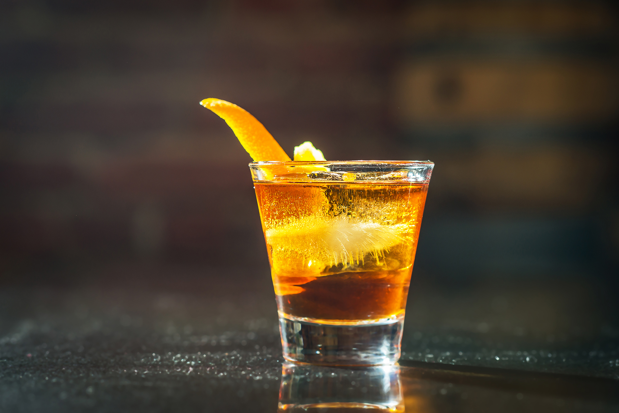 How to make an old-fashioned