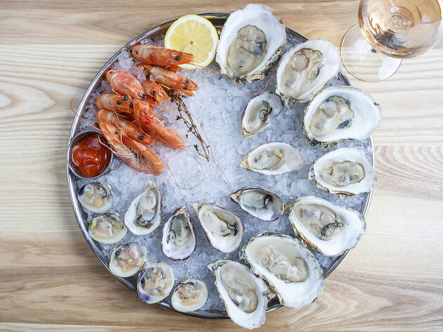 Select Oyster Bar