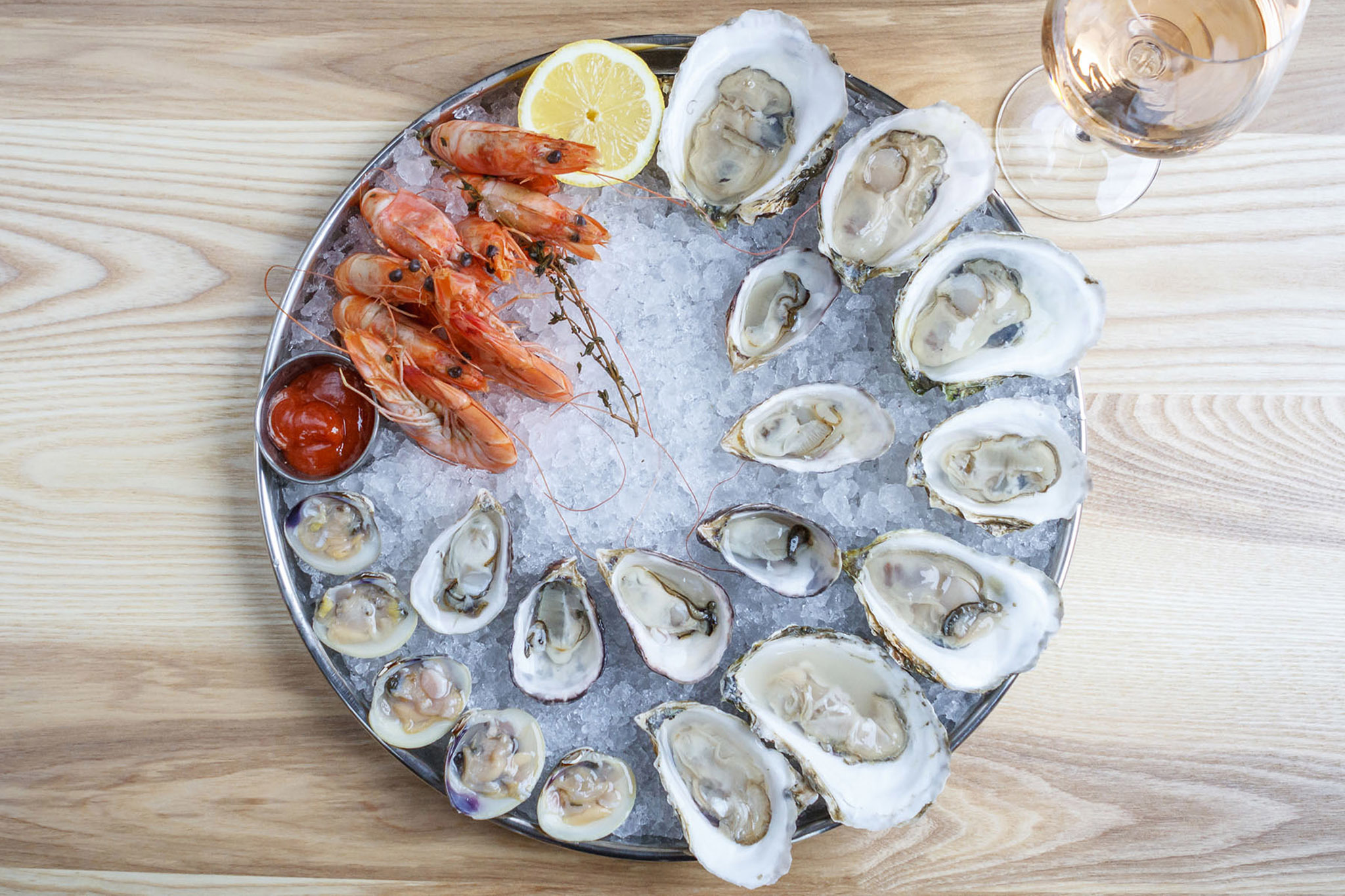 The best oyster bars in Boston