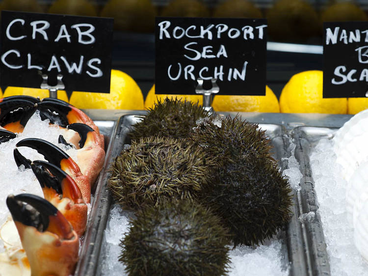 The best seafood restaurants in Boston
