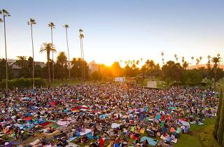 Cinespia Cemetery Screenings