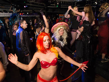 Porn Images Nyc transvestite parties