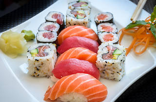 The best sushi in DC