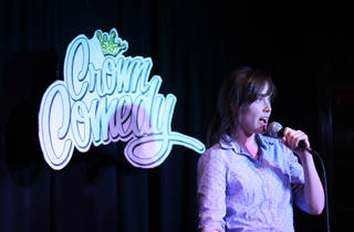 Crown Comedy 2016 at Crown Comedy first birthday gig image courtesy Crown Comedy