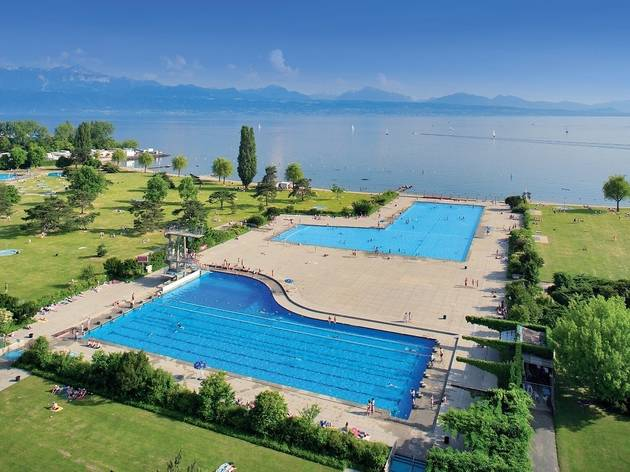 The best places to swim in switzerland pools rivers and - Wetherby swimming pool swim times ...