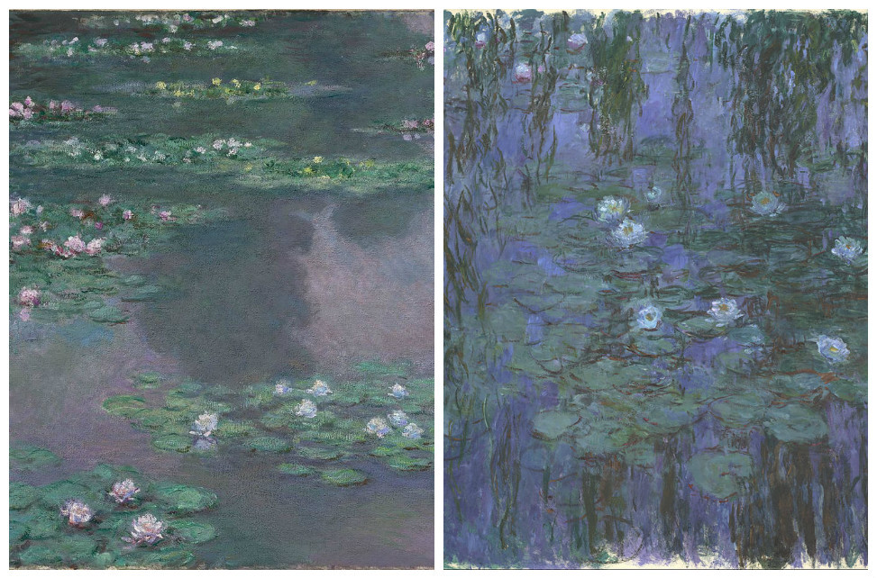 Nymphéas Monet