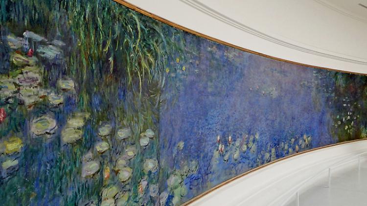 Nymphéas Monet