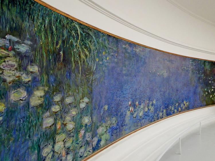 'Les Nymphéas' de Claude Monet