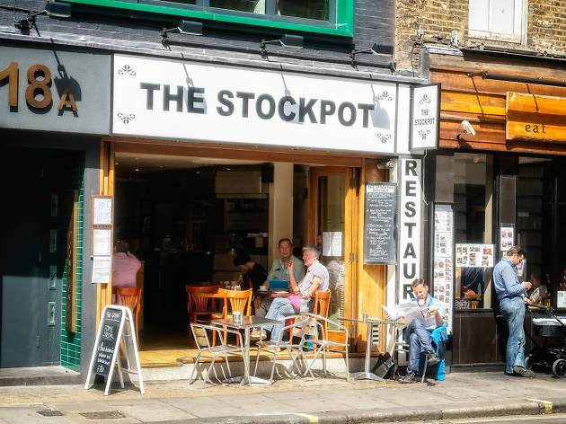 Three dearly missed cheap places in Soho