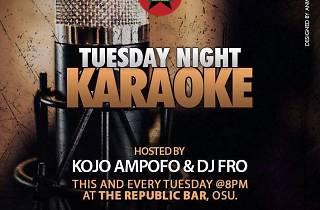 Karaoke Tuesdays