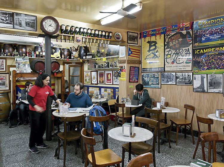 Bar La Masia