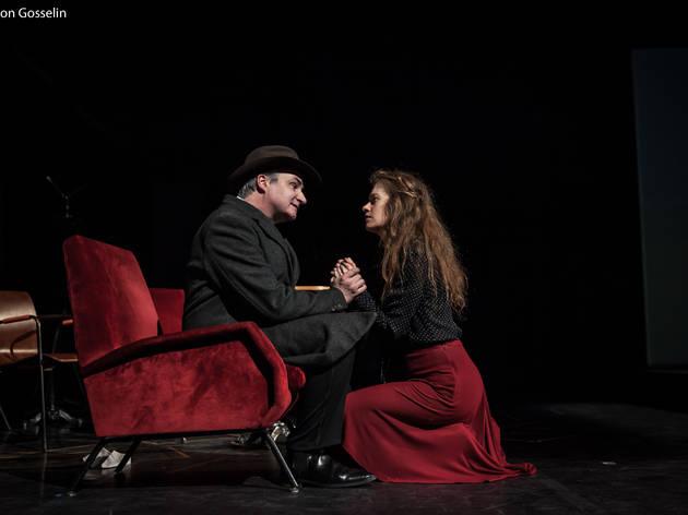 Figaro divorce  (© Simon Gosselin)