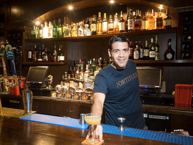 Bartender Tales: Giuseppe González of Suffolk Arms