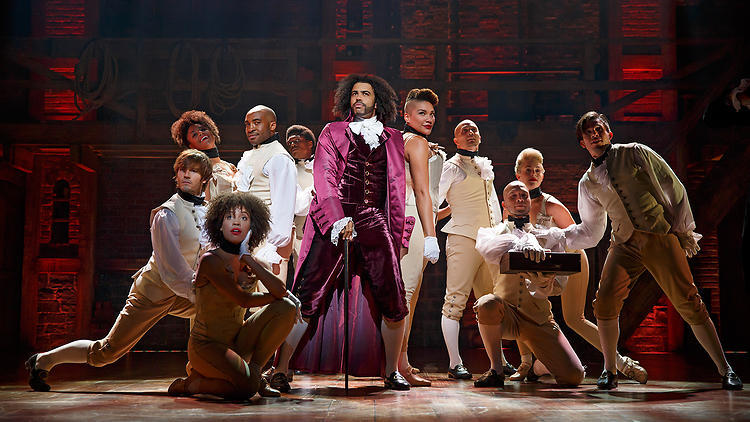 The Hamilton digital lottery is here to stay