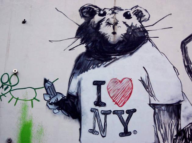Take a graffiti lesson