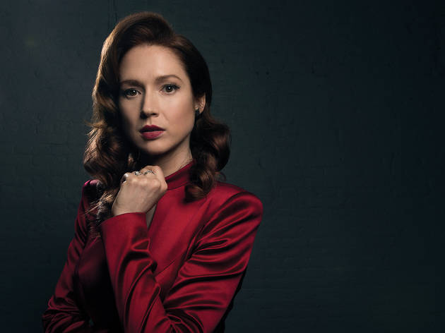 Ellie Kemper talks furies, vices and wanting to play the next Walter White