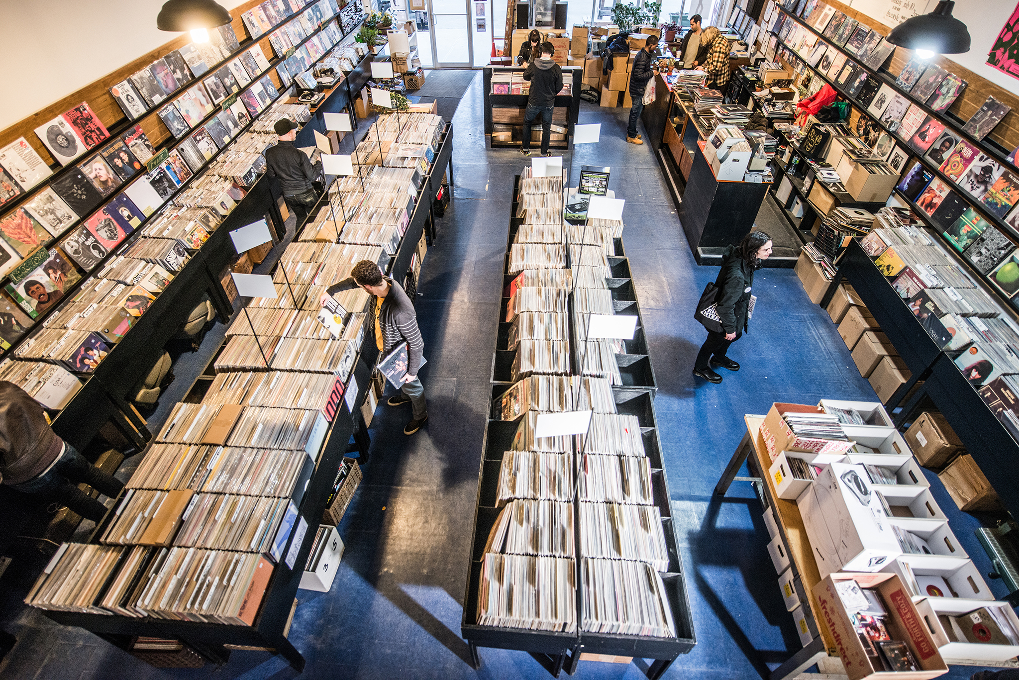 Academy Records Annex, record store day