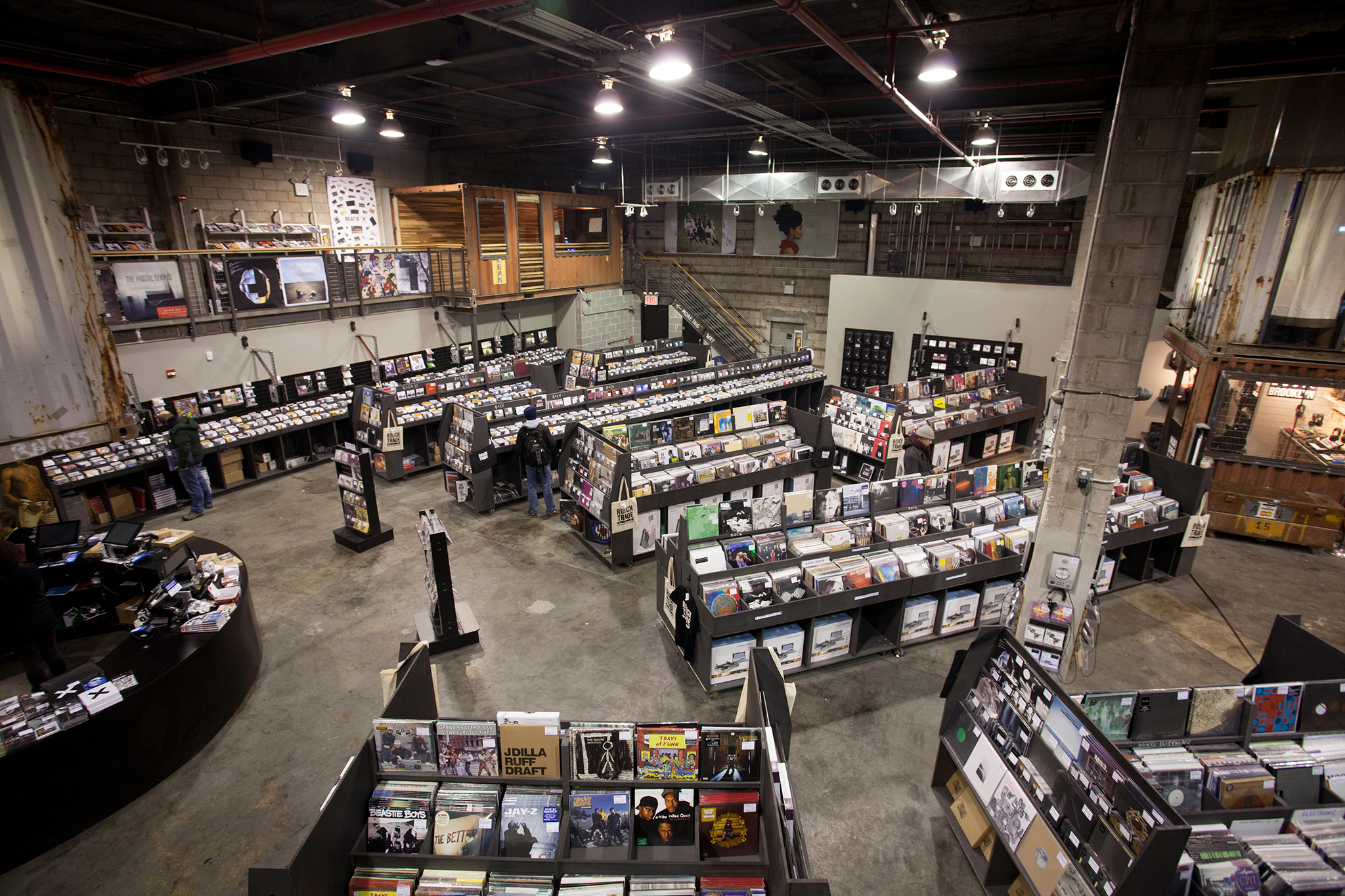 Rough Trade NYC, record store day