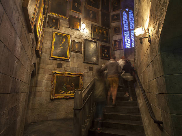 Wizarding World of Harry Potter walkthrough and photo tour
