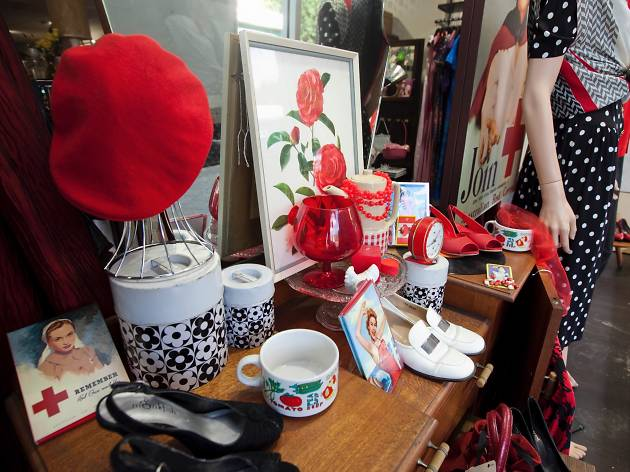 Accessories at Red Cross Vintage Newtown