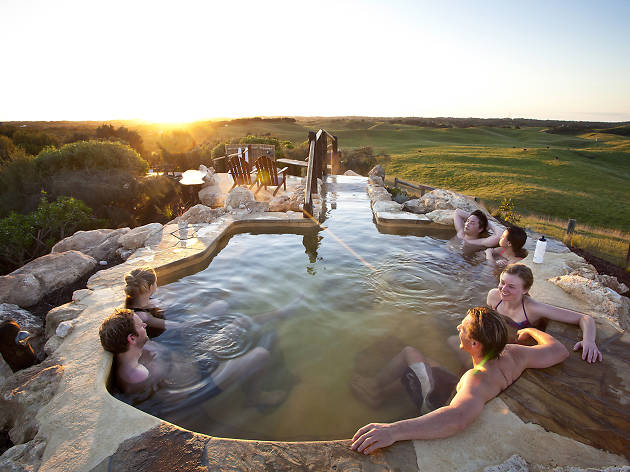 Peninsula Hot Springs, Mornington Peninsula