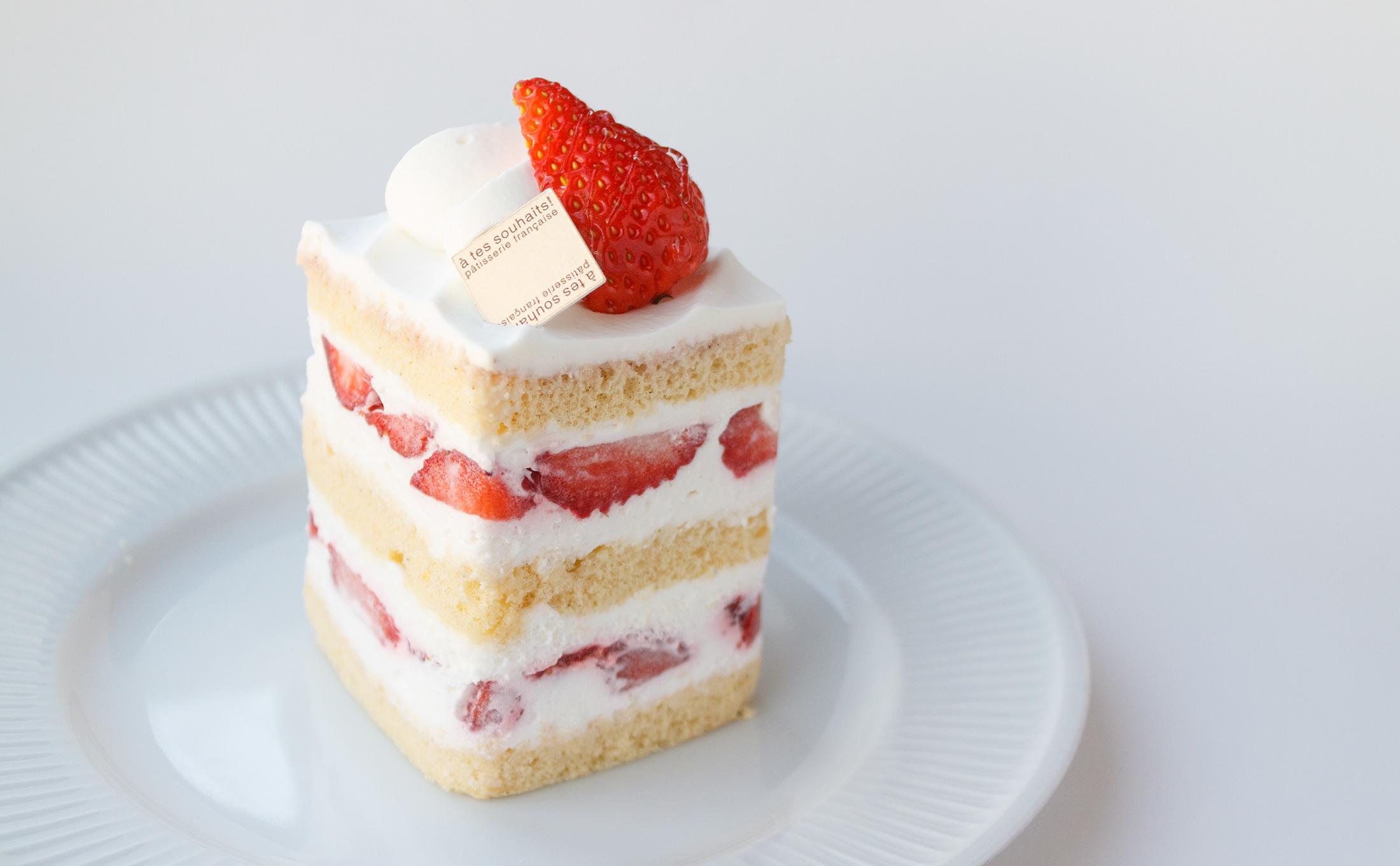 東京、ショートケーキ15選
