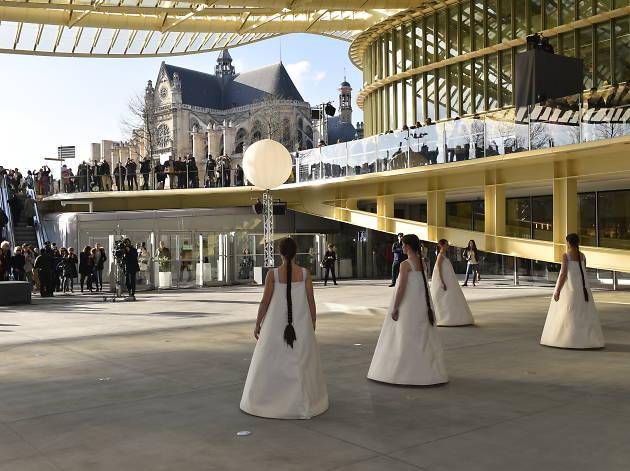 Millepied aux Halles
