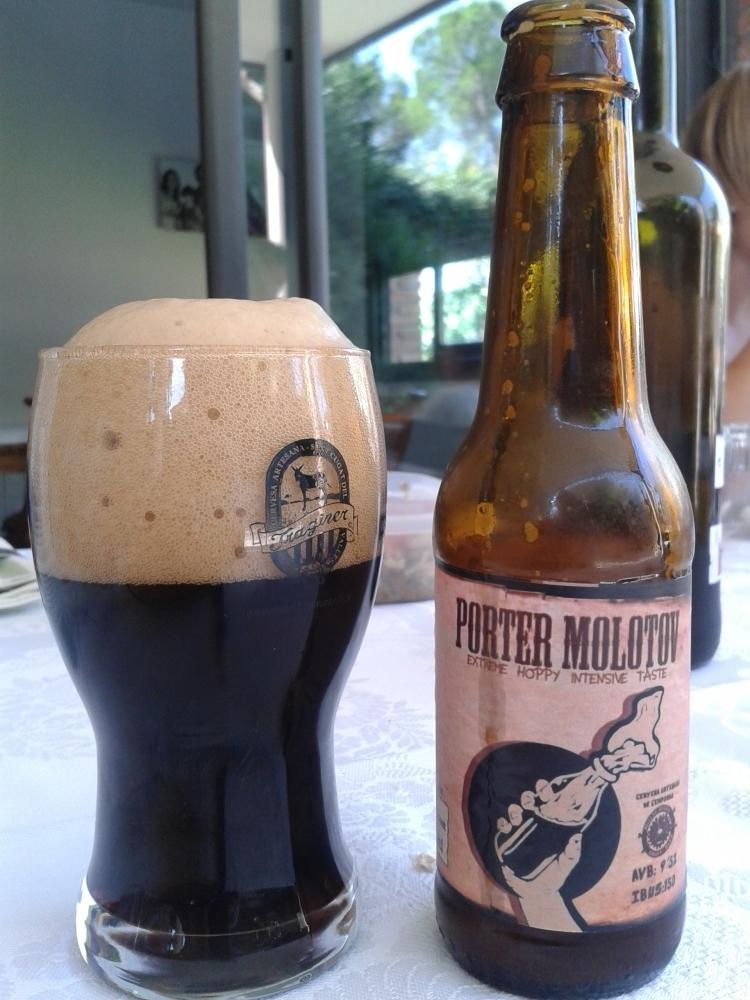 Porter Molotov, de Molta Birra