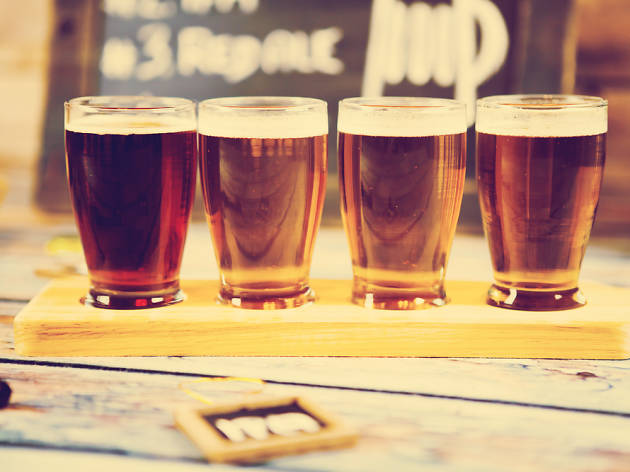 The region's best craft beers