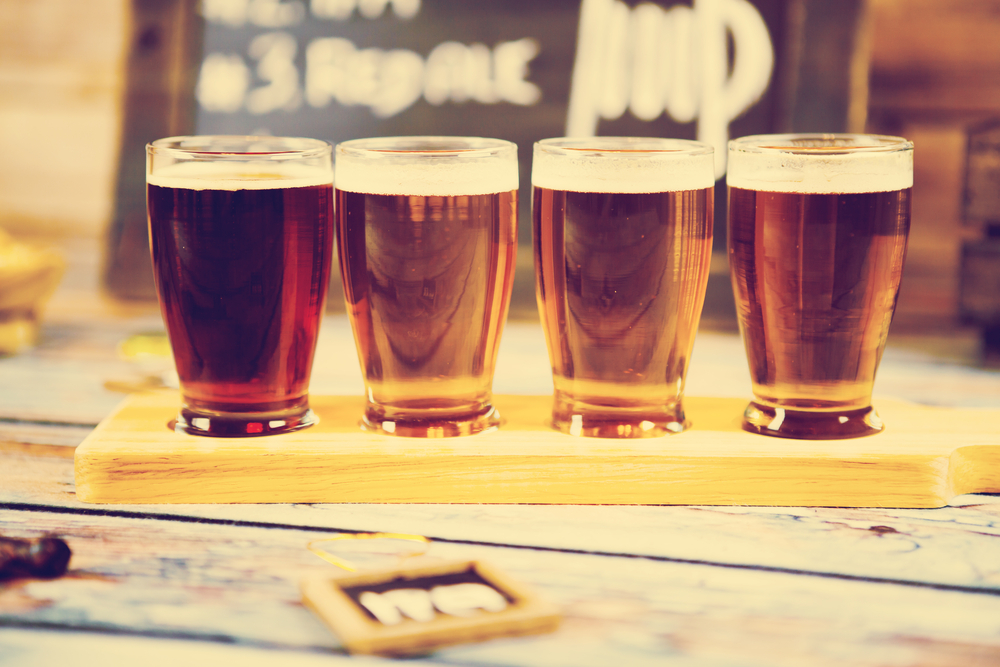 The region's best craft beers