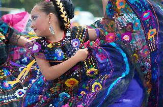 Danza folklorica para niños