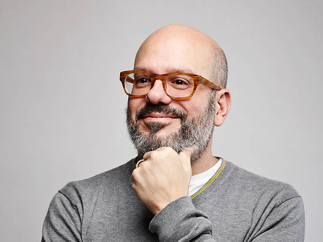 We talked to comedian David Cross about his new stand-up tour