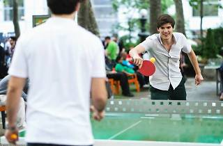Here's everything you can do in Bryant Park this summer