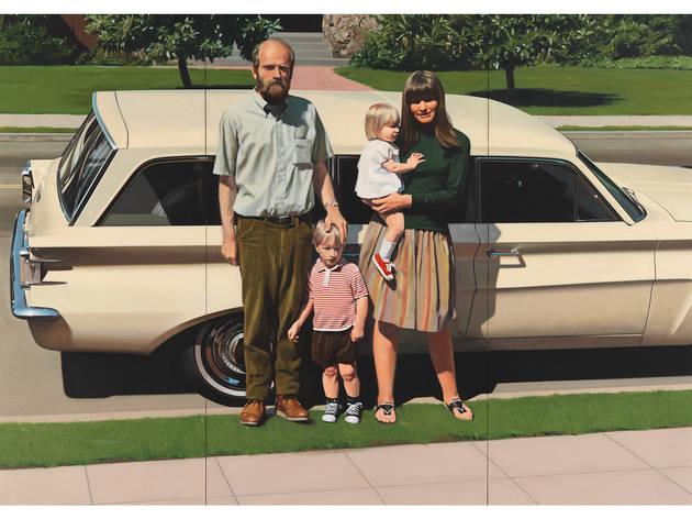 Robert Bechtle, '61 Pontiac, 1968–69