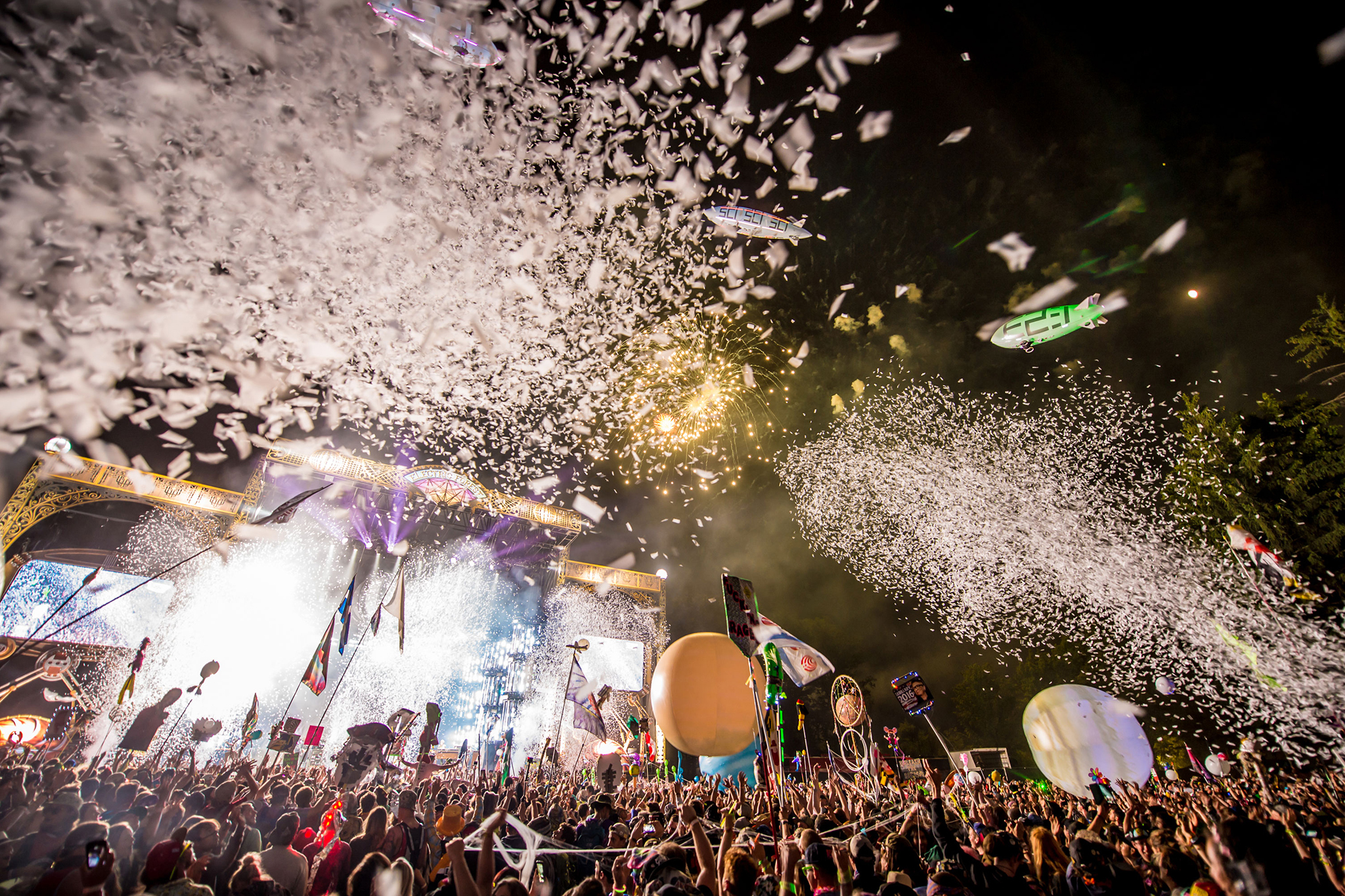 The best music festivals in the U.S.